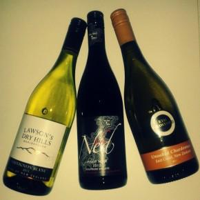 Neuseeland Weine