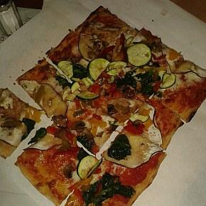 Pizza in La Fabbrica