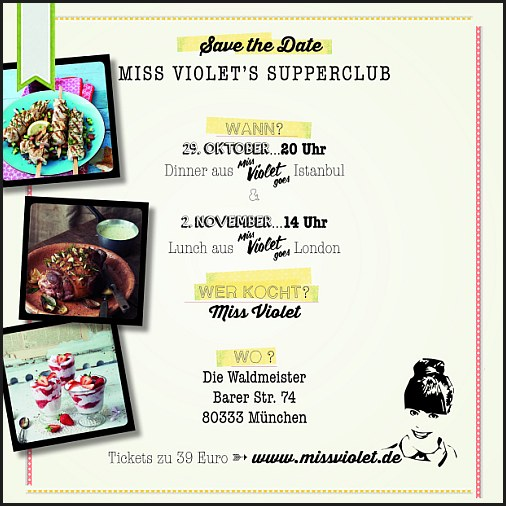 save the date supperclub